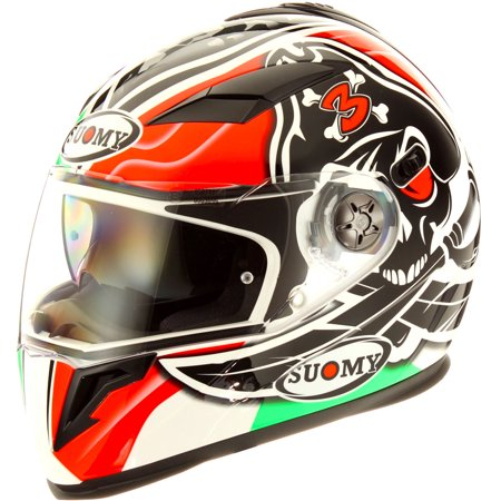 Suomy Halo Biaggi Replica Helmet - Buy Halo Helmet