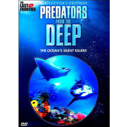 Predators From The Deep (5 Discs) (With Magnet)