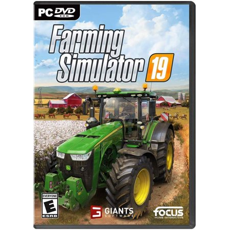 Farming Simulator 19, Maximum Games, PC, 859529007171