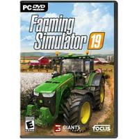 Farming Simulator 19, Maximum Games, PC, 859529007171