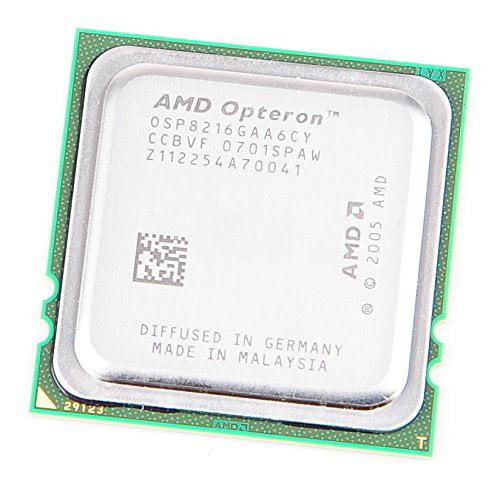 AMD 8216 AMD OPTERON 8216 HE Dual Core CPU OSP8216GAA6CY ...