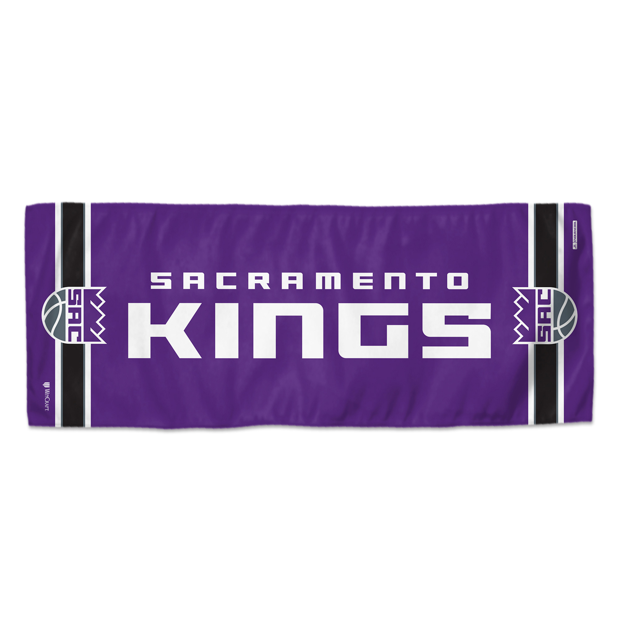 "Sacramento Kings WinCraft 12"" x 30"" Double-Sided Cooling Towel - No Size"