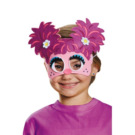 Abby Cadabby Felt Child Mask