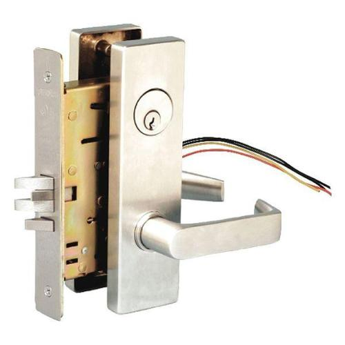 TOWNSTEEL MSE-241-S-626 Lever Lockset,Mechanical,Storeroom G1580559