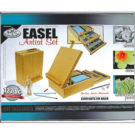 Easel Artist Set, Sketching & Drawing