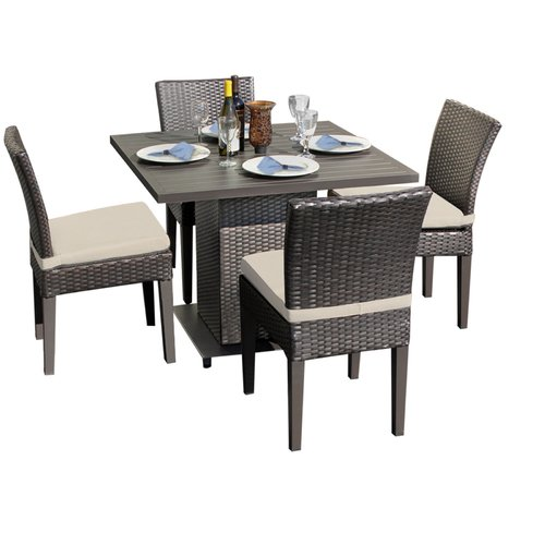 Sol 72 Outdoor Stratford 7 Piece Dining Set with Cushions