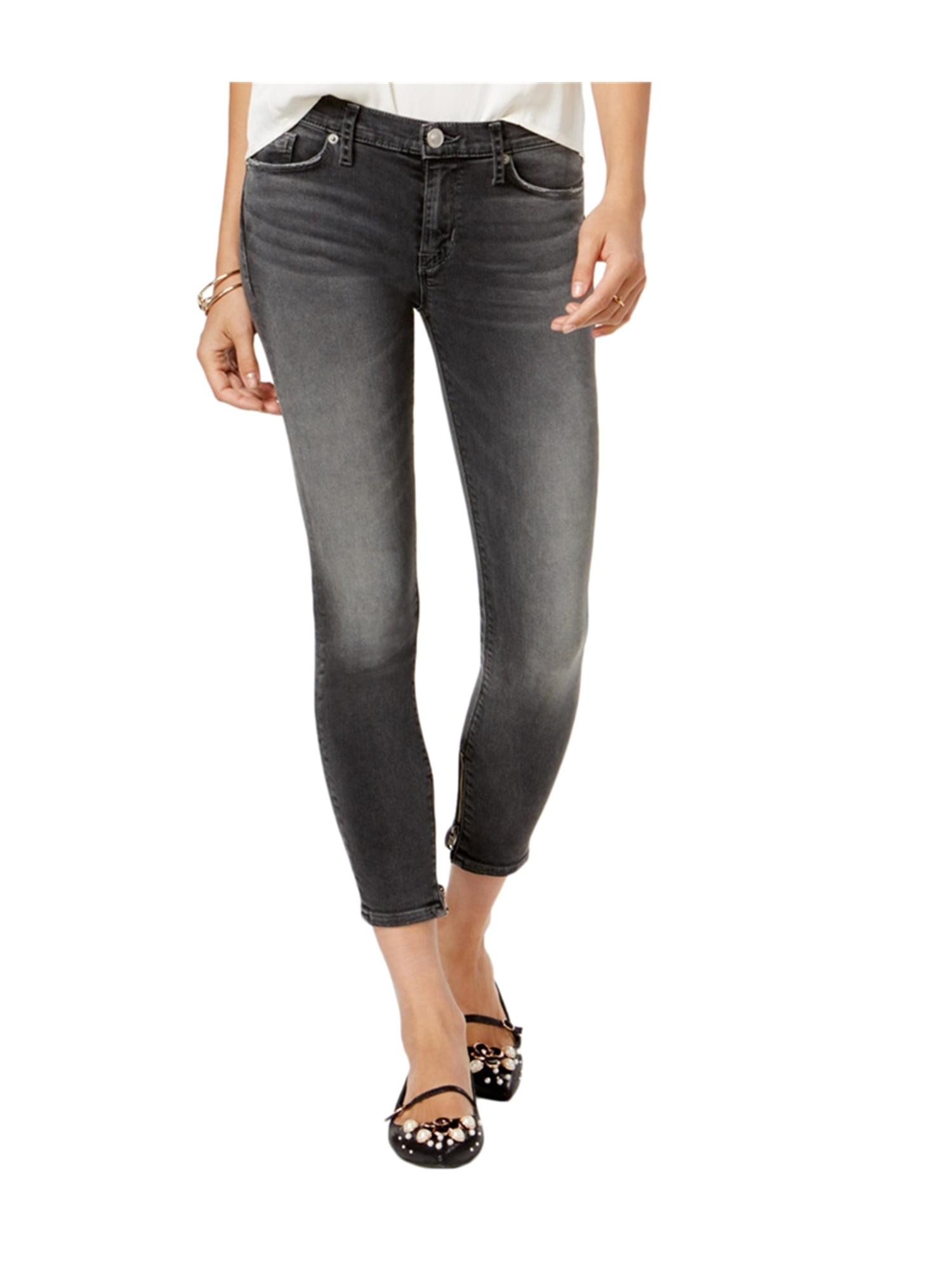 Hudson Mens Faded Skinny Fit Jeans triv 25x27