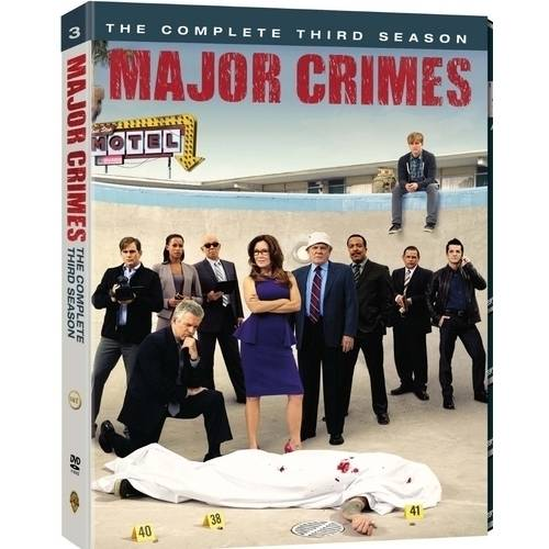 Major Crimes: The Complete Third Season (DVD)