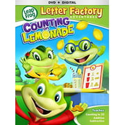Leapfrog Letter Factory Adventures: Counting on (DVD)