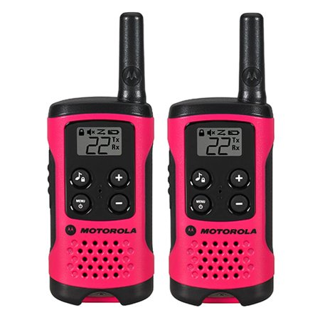 Motorola Talkabout T107 FRS/GMRS 2-Way Radios,