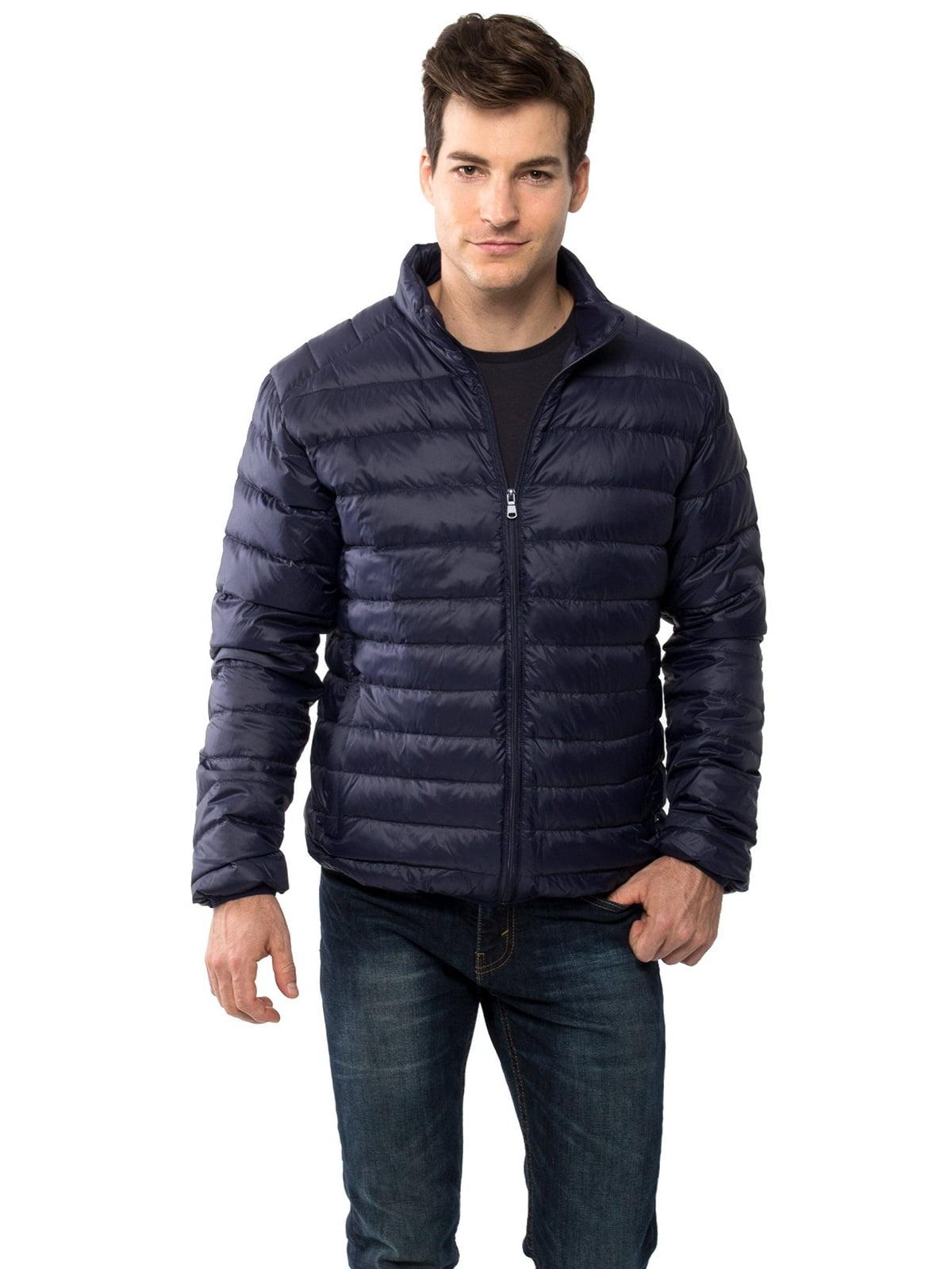 Niko Men's Down Jacket Puffer Bubble Coat Packable Light Warm Parka