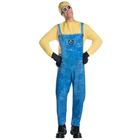 Mens Minion Jerry Costume - Minions Costume Adults