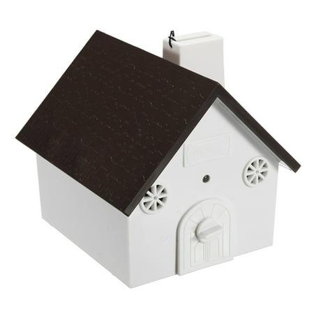 Ultrasonic Birdhouse Bark Control Anti Bark Device for Dogs Dog Barking Control Devices Weatherproof - image 2 de 4
