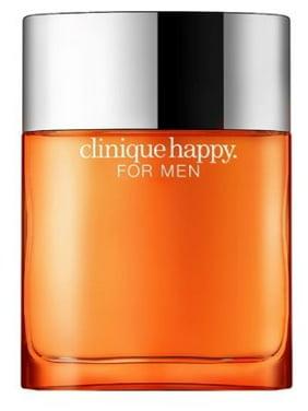($67 Value) Clinique Happy Eau De Toilette Spray, Cologne for Men, 3.4 Oz