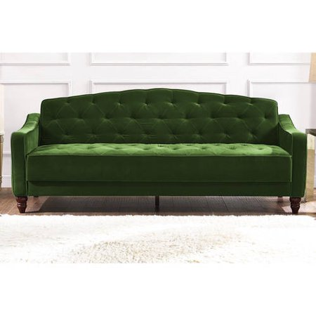 Green Sofa Bed Futon Green Sleeper Sofa By Kay Pinterest