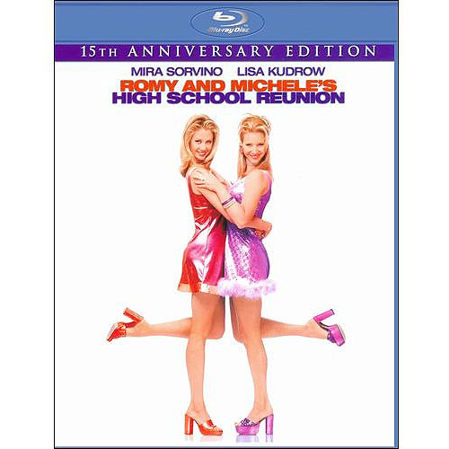 Romy And Michele's High School Reunion (15th Anniversary Edition) (Blu-ray) (Widescreen)