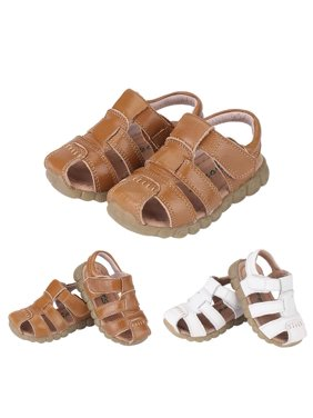 3910da152895 Product Image VBESTLIFE Children Kids Boys Girls Summer PU Leather Sandal  Casual Hollow Out Soft Sole Shoes