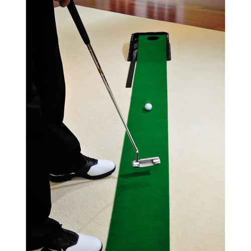Club Champ Automatic Ball Return 7-foot Putting Green