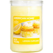 American Home by Yankee Candle Lemon Cupcake, 19 oz Large 2-Wick Tumbler