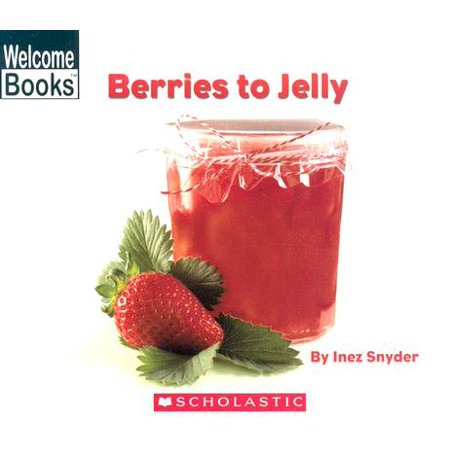 Berries to Jelly (Things Berry)