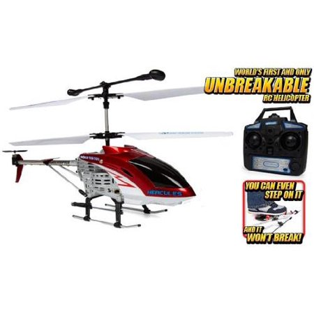 World Tech Toys 3 5Ch Gyro Hercules Remote Control Outdoor Helicopter    Color May Vary