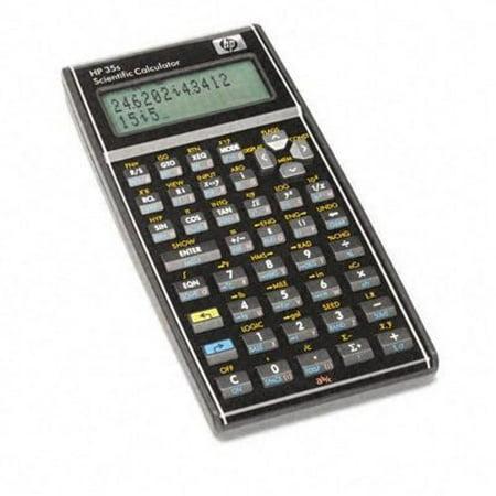 HP 35S Programmable Scientific Calculator, 14-Digit