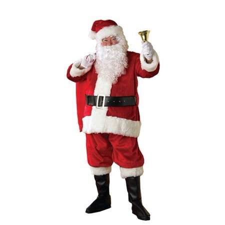 Santa Premier Suit Men's Adult Halloween Costume