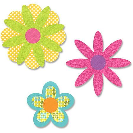 - Sizzix Bigz Die Flower Layers #15
