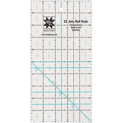 """Jelly Roll Ruler, 5"""" x 10"""""""