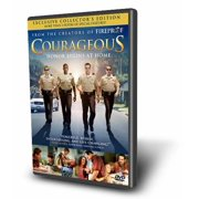 DVD-Courageous-Collectors Edition by