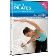 5 Day Fit Pilates by Gaiam