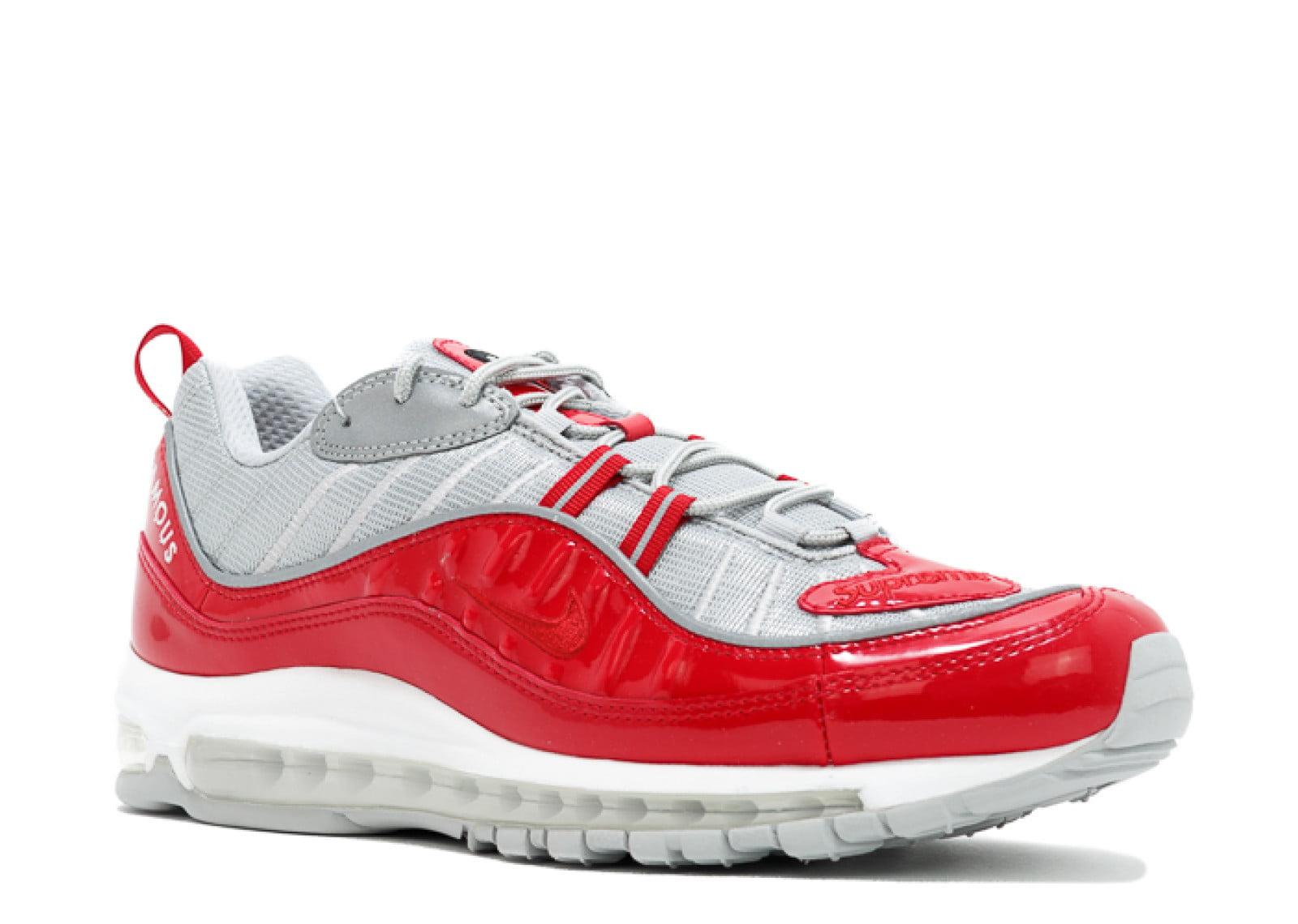 best service d6bc3 350a4 Nike - Men - Air Max 98   Supreme  Supreme  - 844694-600 - Size 10.5