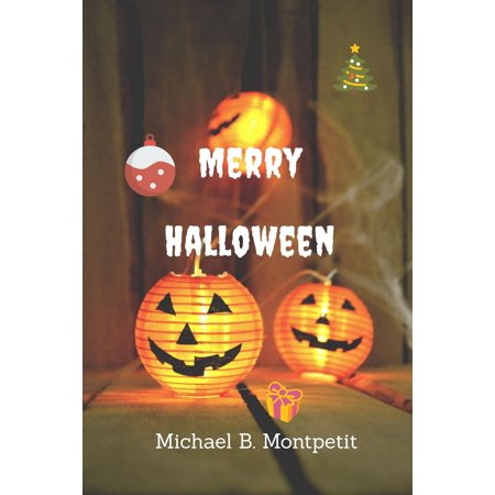 Merry Halloween - eBook - Halloween Merry Hill