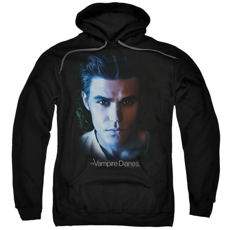 The Vampire Diaries Stefan Mens Pullover Hoodie
