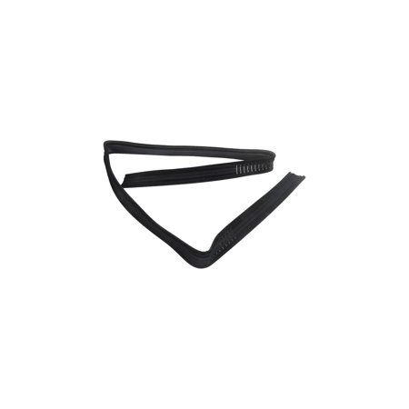 MACs Auto Parts Premier  Products 5192177 Ford Bronco Tailgate Window Channel Weatherstrip
