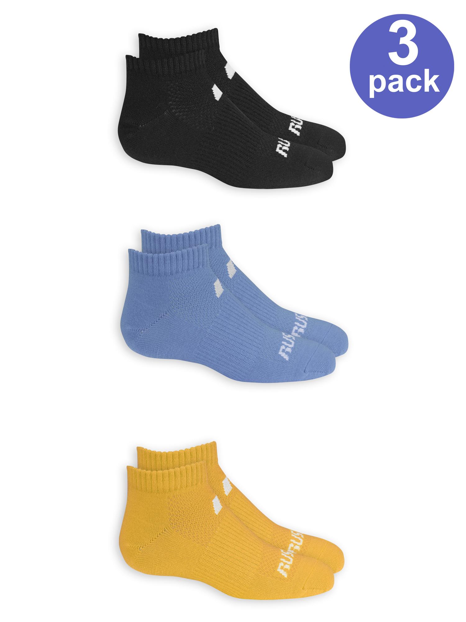 Boys' Repreve Low Cut Socks 3 Pack