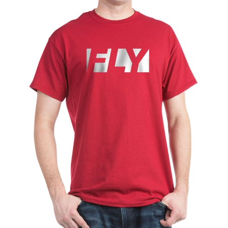 Fly - 100% Cotton T-Shirt