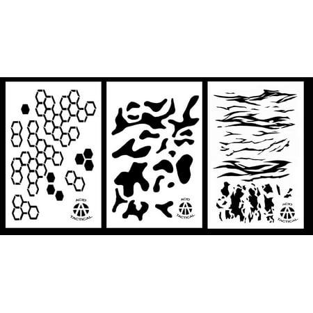 Vinyl Airbrush Stencils 14 10 Mil