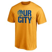 Golden State Warriors Hometown Collection Our City T-Shirt - Gold