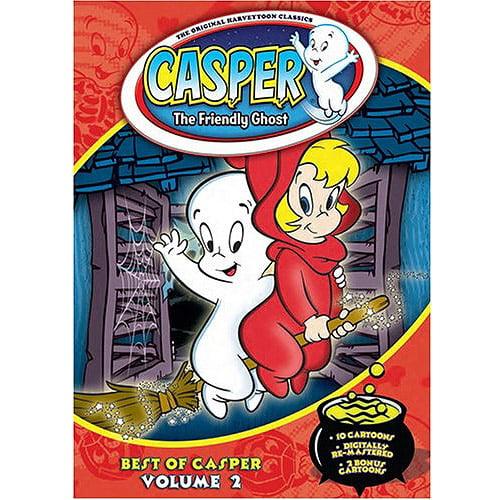 Casper The Friendly Ghost: Best Of Casper, Volume 2 (75th Anniversary Edition) (Full Frame) by