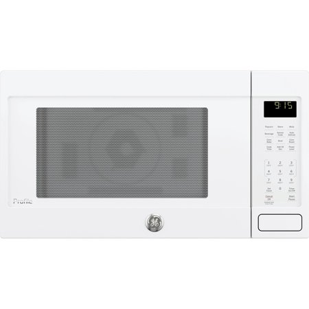 PEB9159DJWW  22 Countertop Convection/Microwave Oven with 1.5 cu. ft. Capacity  Sensor cooking controls  Convection rack and Warming option in White ()