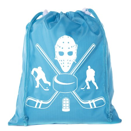 - Mini Hockey Drawstring Bags | Mini gift Bags for Parties, Teams, and Promotional events!