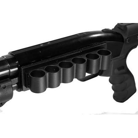 Universal 12 Gauge Shotshell Shotgun Carrier Shell Holder Mount 6 Shell Holder (Shotshell Reloading Supplies)