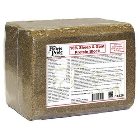 Ridley 16826 Prairie Pride 33 lb Bloc de 16% pour moutons et ch-vres - image 1 de 1