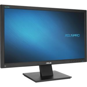 Asus C422AQ Widescreen LCD Monitor with Tilt adjust-ability - 1920 x 1080 - 16.7 Million Colors - 250 Nit - 100,000,000:1 - Full HD - Speakers - DVI - VGA - DisplayPort - USB - 21.09 W - Black -