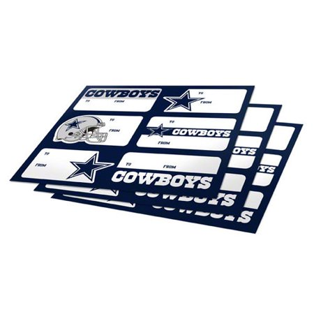 NFL - Dallas Cowboys Gift Stickers