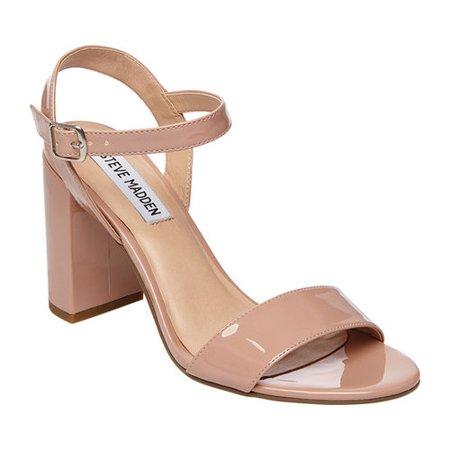 0cf25d86e42 steve-madden - women s steve madden selfish heeled sandal - Walmart.com