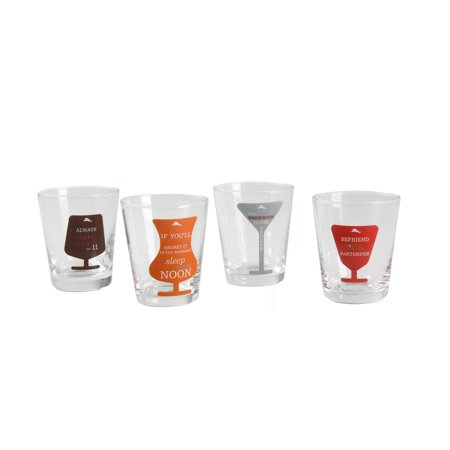 Tommy Bahama Set of 4 Shot Glasses](Tommy Halloween)
