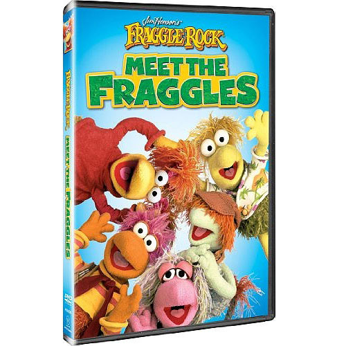 Fraggle Rock: Meet The Fraggles (Full Frame)