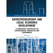 Entrepreneurship and Local Economic Development - eBook